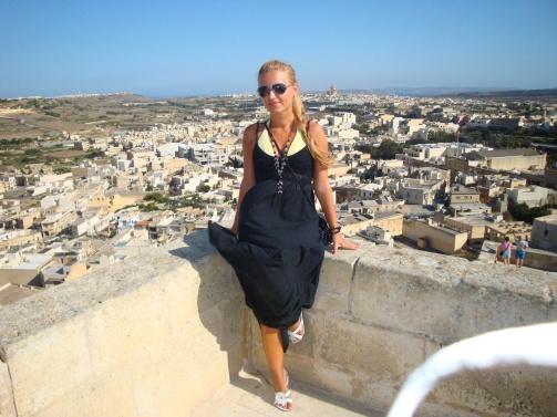 oras cu influente arabeste in Gozo, Malta