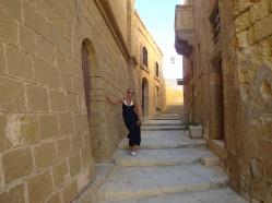 stradute in Gozo