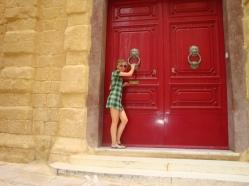 Mdina doors