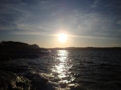 apus de soare Buggiba Malta