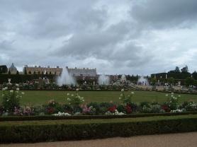 gradinile de la Versailles