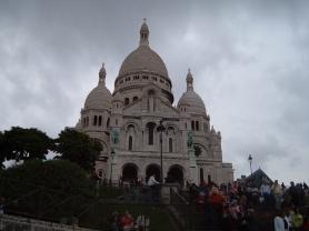 sacre coeur, Paris, cartierul Montmarte