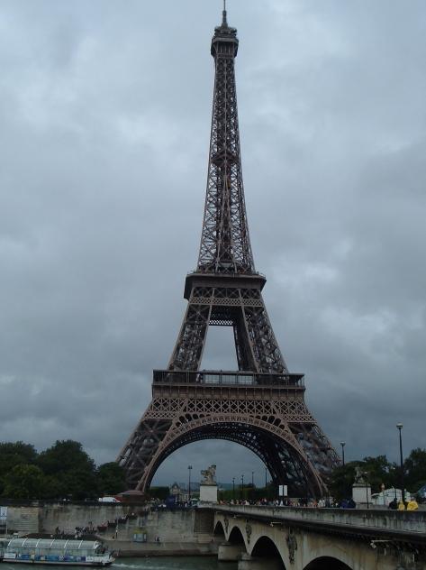turnul Eiffel cel mai cunoscut obiective turistic din Paris