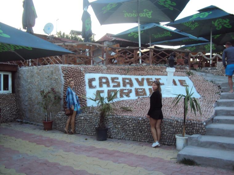 Casa Veche Corbu