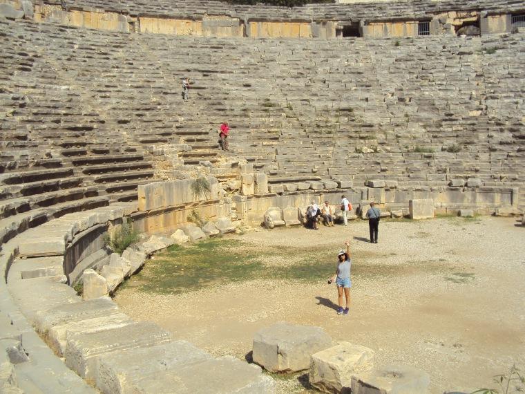amfiteatru 1