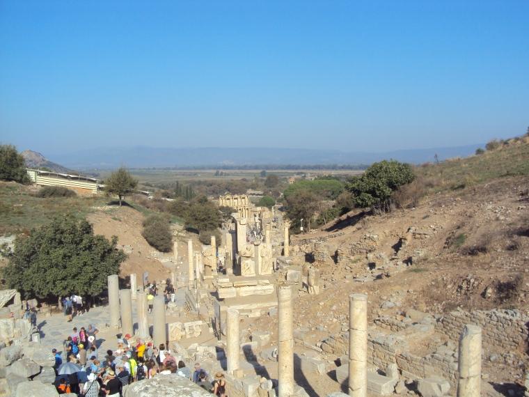 ce e de vizitat in Efes - vechiul oras roman
