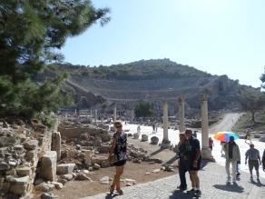 amfiteatru roman - top obiective turistice Fes
