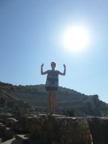 vechiul oras Efes