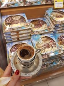 cafea si rahat turcesc, ospitalitatea turceasca