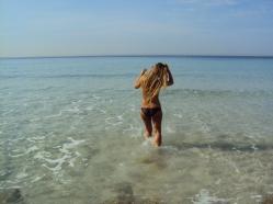 cala major beach palma de mallorca