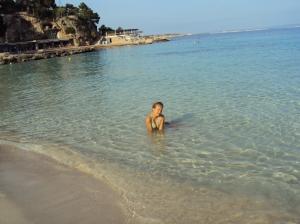 plaja cu nisip fin Mallorca