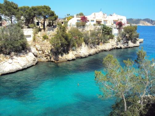 cel mai frumos loc din Palma de Mallorca