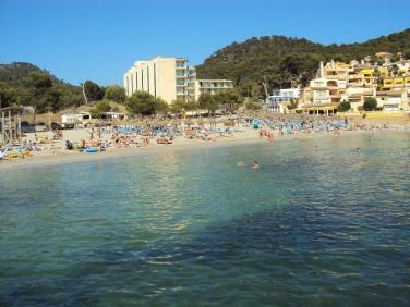 Camp del Mare - plaja ideala pentru familiile care au copii