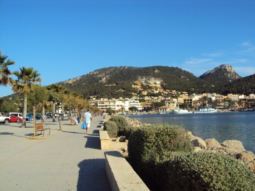 Port Andrax - locuri de vizita in Palma de Mallorca