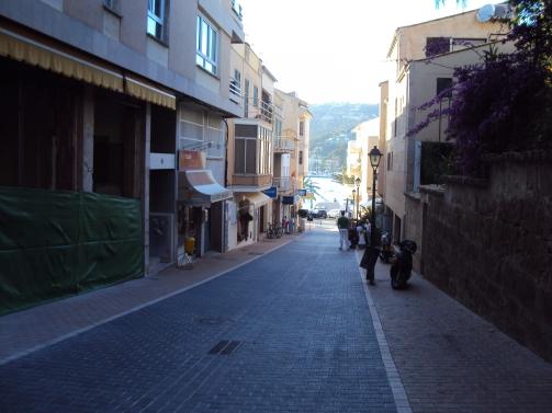 stradute inguste Andrax - stastiune Palma de Mallorca