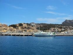 yacht port Soller