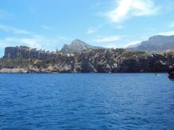 de neratat in Mallorca,plaja Sa Calobra