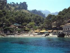 Sa Calobra plaja spectaculoasa in Palma de Mallorca
