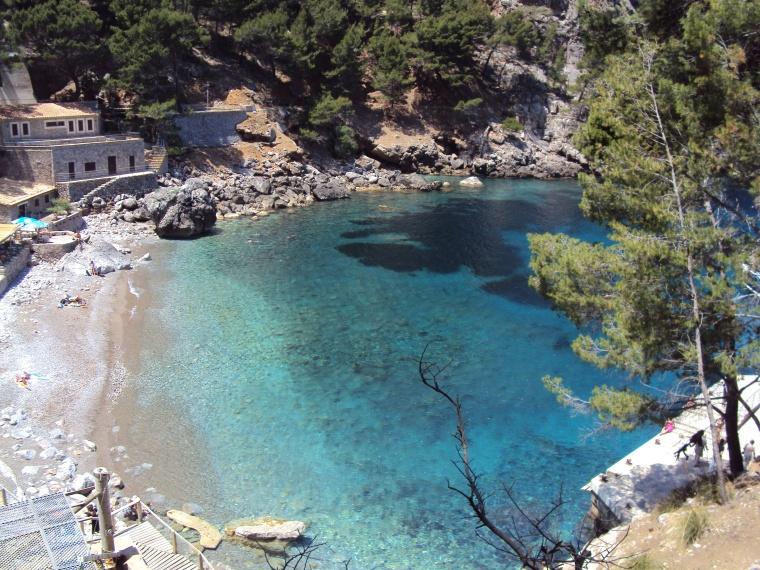 sa calobra top plaje Palma de Mallorca Spania