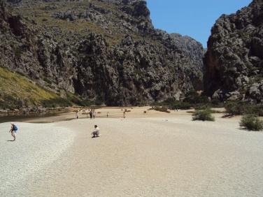 cea mai spectaculoasa plaja Palma de Mallorca Spania