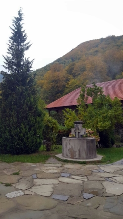 cruce Manastirea Turnu