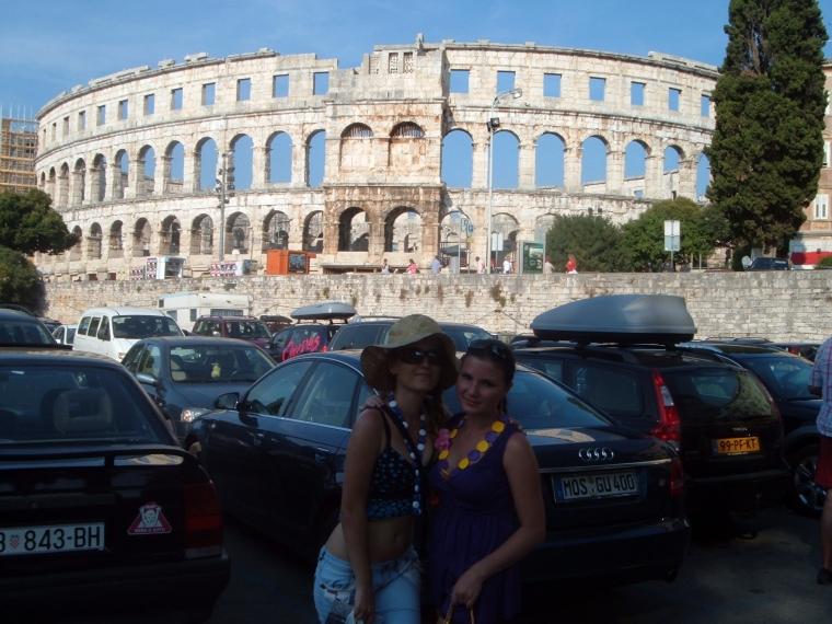 croatia-amfiteatru-roman