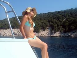 croaziera in Insula KRK Croatia
