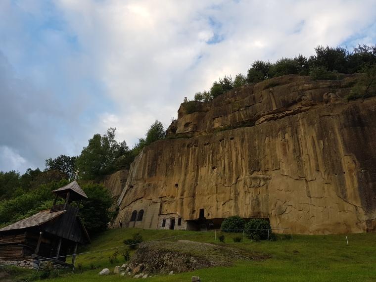 biserica de lem de la Corbi Arges