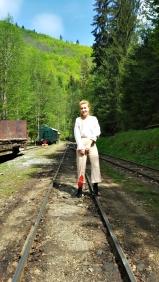 cale ferata mocanita