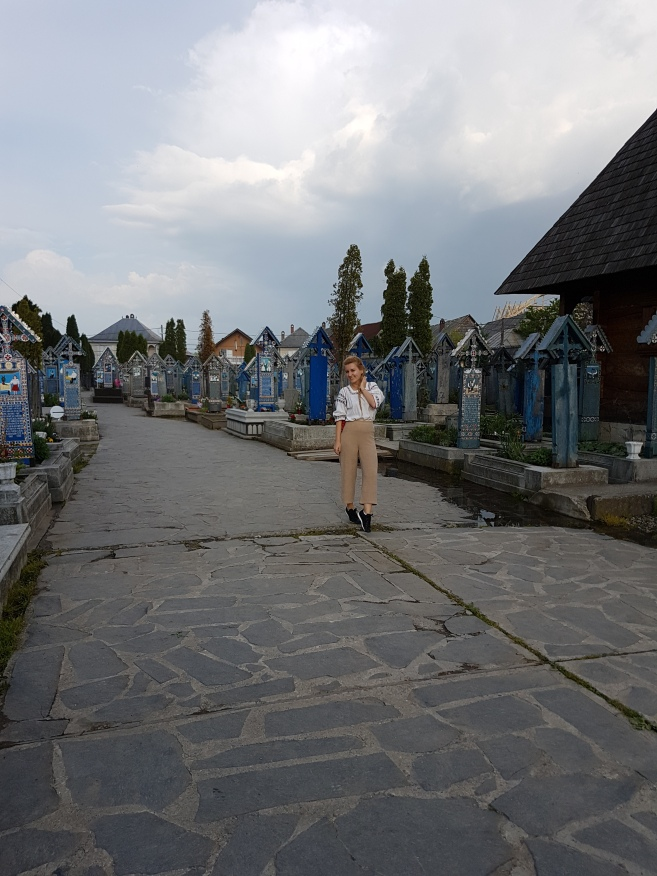 Cimiterul Vesel Sapanta (2)