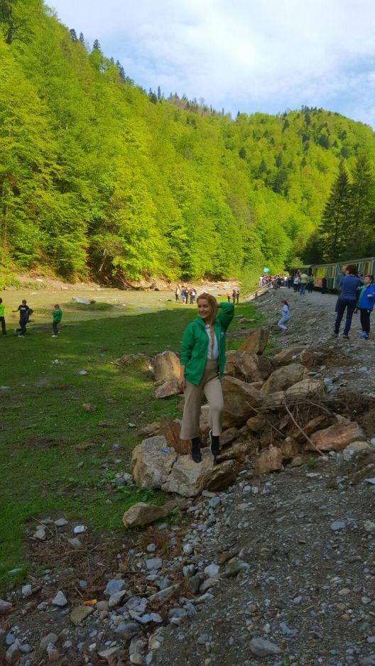 popas pe Valea Vaserului