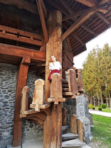 scari Manastirea Sapanta Peri
