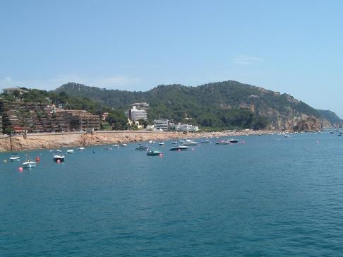 top plaje Costa Brava