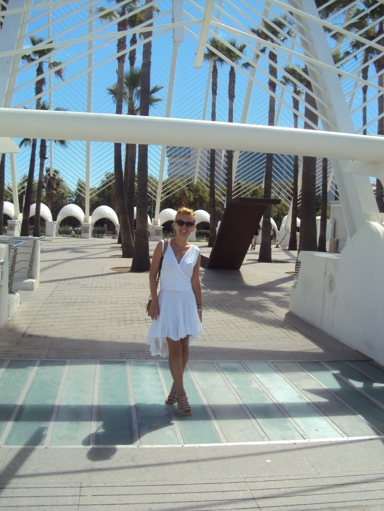 cele mai frumoase locuri de vizitat din Orasul Artelor Valencia Spania