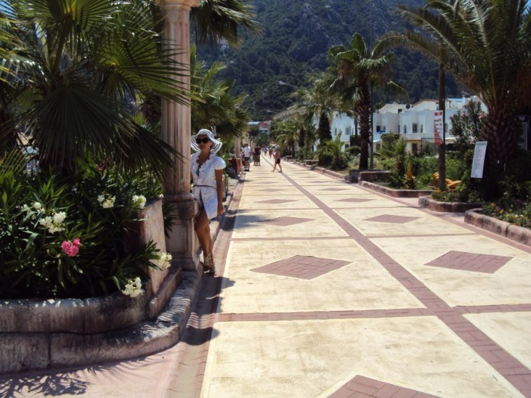 resorturi marmaris Icmeler