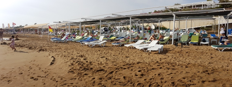 plaje in Turcia Antalya cu copii