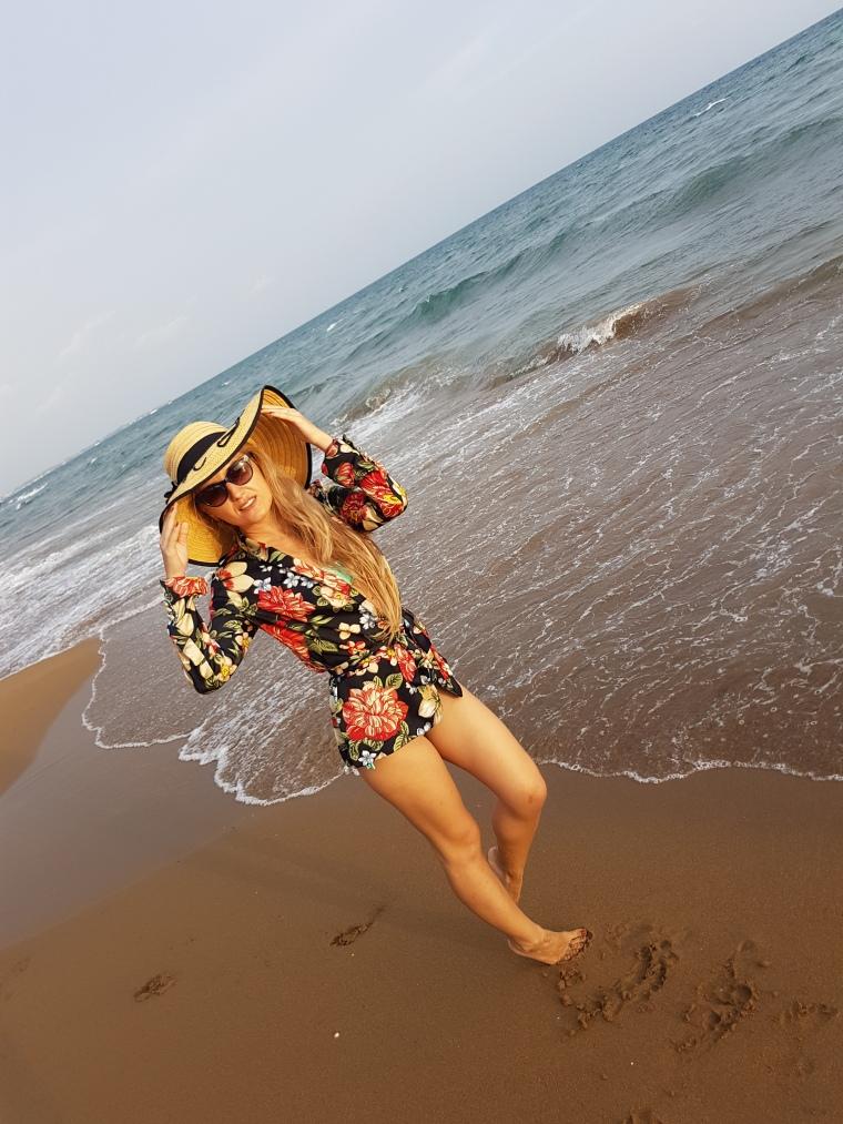 plaja din Turcia