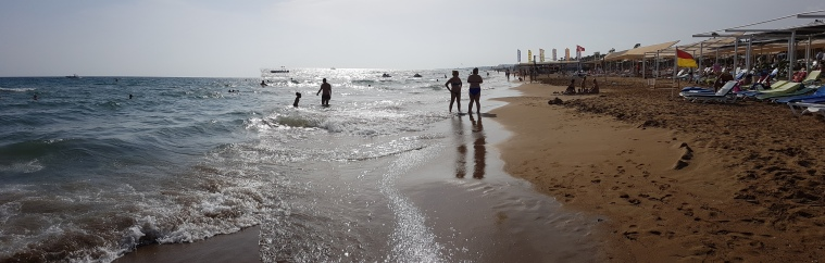 plaja cu nisip fin turcia