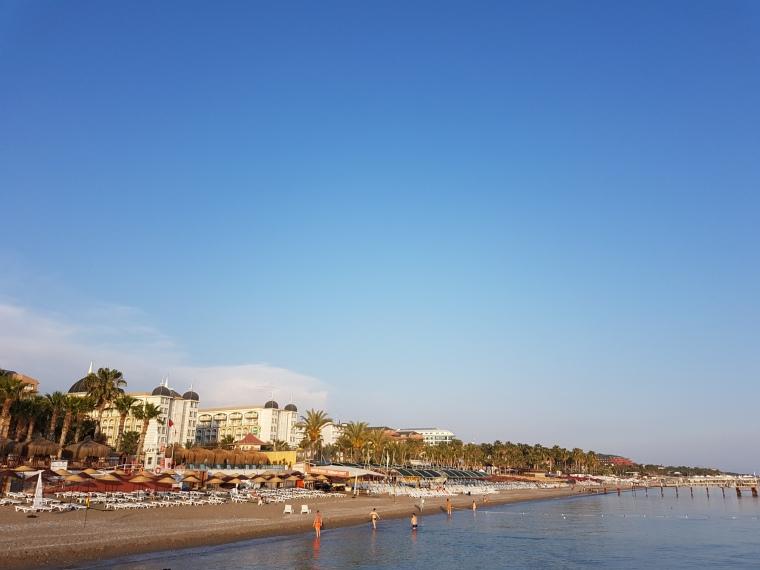 plaja frumoasa Turcia