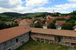 castelul medieval Sükösd-Bethlen