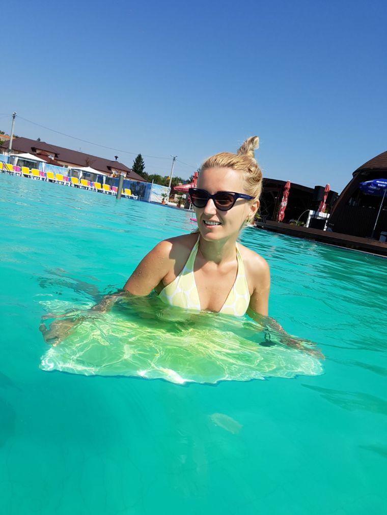 cea mai frumoasa piscina de la Vanatorii Mici
