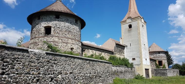 intrare in castelul sukosd bethlen