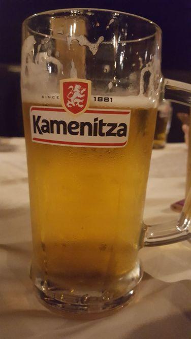 Kamenitza bere traditionala bulgareasasca
