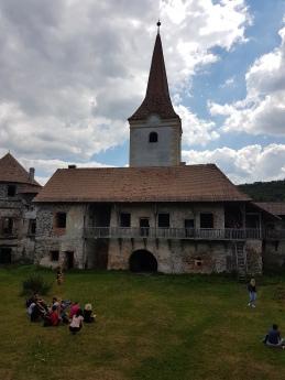 cea mai frumoasa cetate de vizitat din Brasov