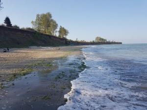 plaja in Krapetz Bulgaria