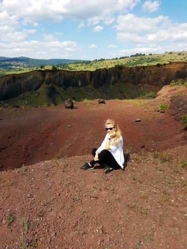 vulcanul stins de la Racos