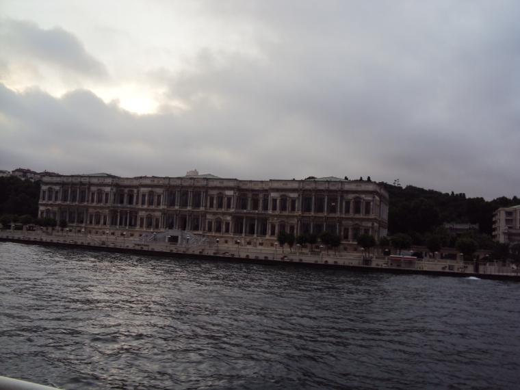 cele mai frumoase locuri vazute in croaziera pe Bosfor in Istanbul Turcia