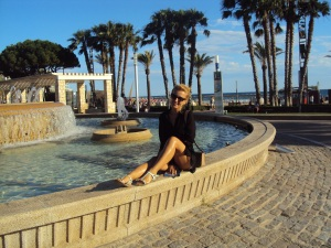 cea mai frumoasa plaja pe Costa Dorada
