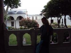 gradini cu flori palatul Topaki