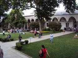 harem Palatul Topaki